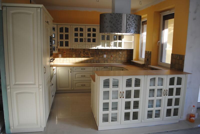 Kuchnie z drewna