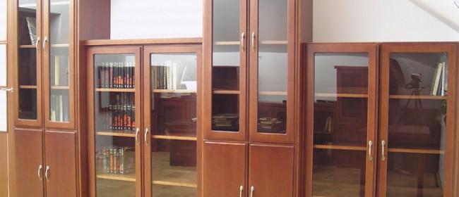 Szklona biblioteka